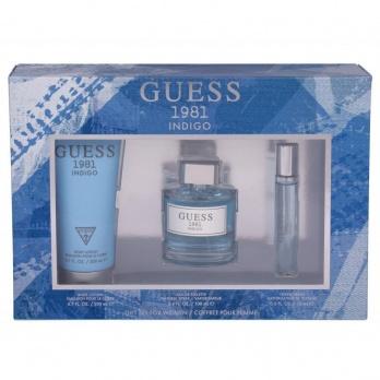 Guess Guess 1981 Indigo dárková sada pro ženy
