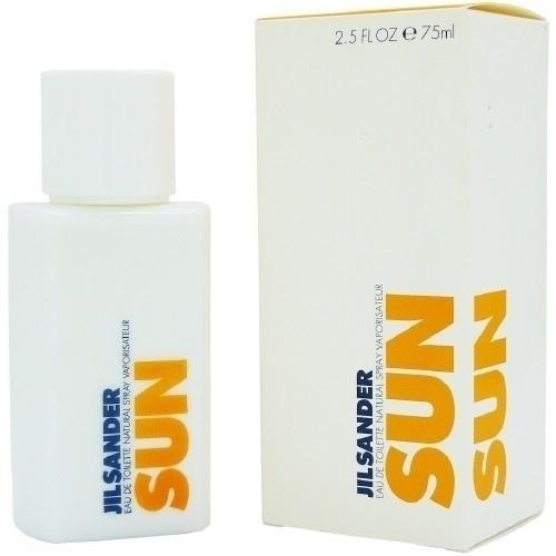 JIL SANDER Sun Woman toaletní voda 75 ml