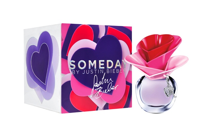Justin Bieber Someday parfémová voda 30 ml + výdejní místa po celé ČR