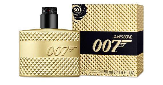 James Bond 007 Limited Edition Gold toaletní voda pro muže