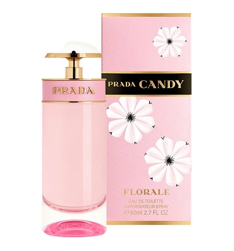 Prada Candy Florale toaletní voda