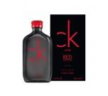 Calvin Klein CK One Red Edition For Him toaletní voda