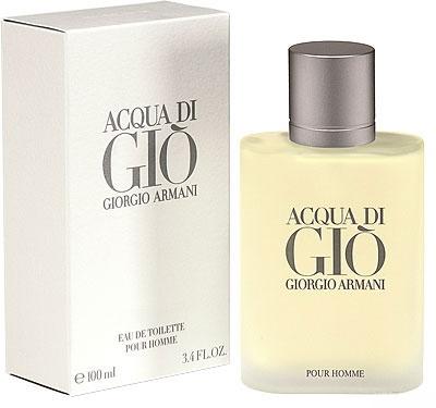 GIORGIO ARMANI Acqua di Gio toaletní voda pro muže 100 ml + výdejní místa po celé ČR
