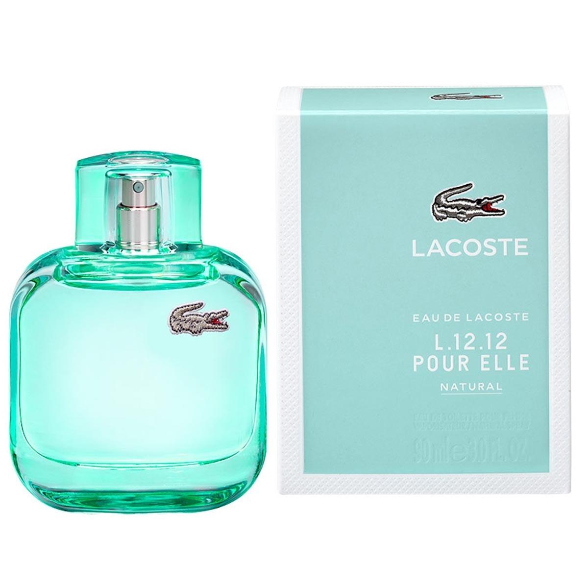 Lacoste Eau de Lacoste L.12.12 Pour Elle Natural toaletní voda pro ženy