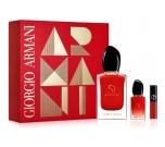 Giorgio Armani Si passione dárková sada pro ženy