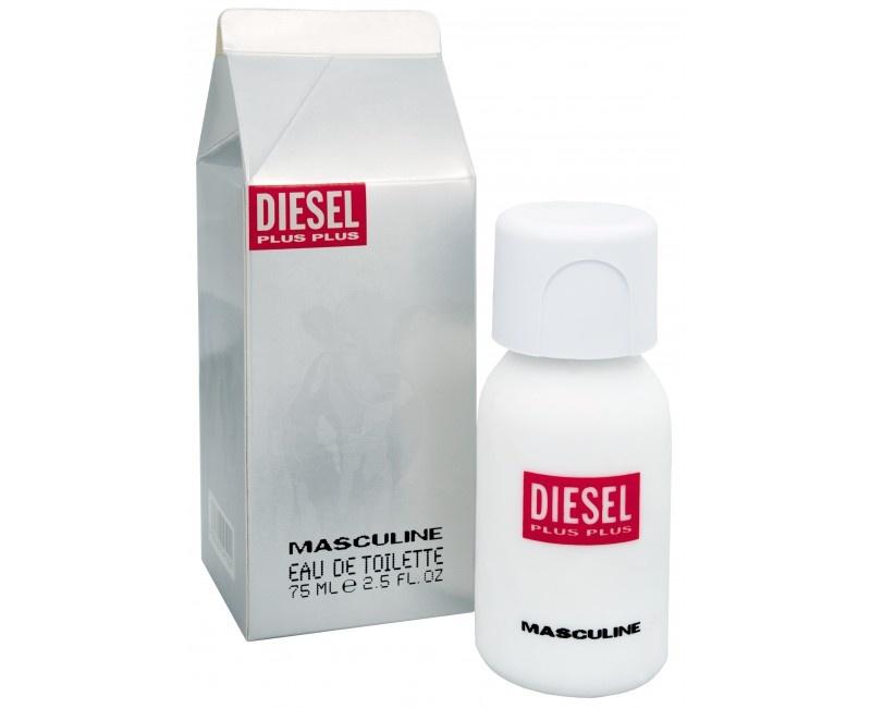 DIESEL Plus Plus Masculine toaletní voda 75 ml + výdejní místa po celé ČR