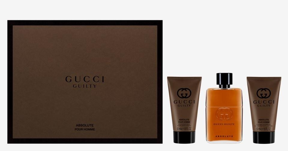 Gucci Guilty Absolute Pour homme dárková sada