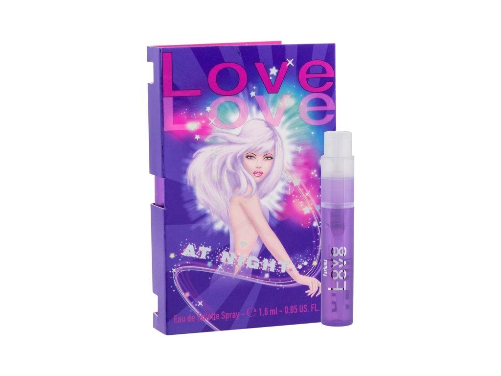 Love Love At Night toaletní voda