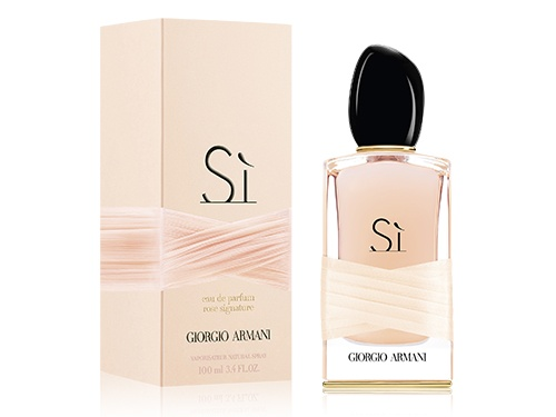Giorgio Armani Si Rose Signature dámská parfémová voda