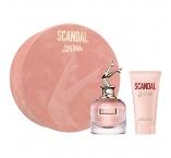 Jean Paul Gaultier Scandal dárková sada pro ženy EDP 50ml + 75ml Tělové mléko