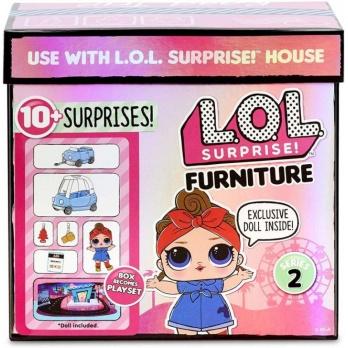 L.O.L. Surprise! Nábytek s panenkou Road Trip & Can Do Baby