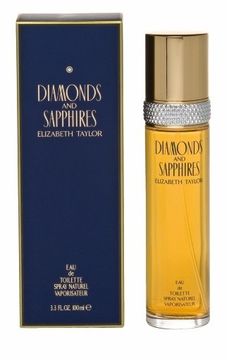 Elizabeth Taylor Diamonds and Saphires toaletní voda