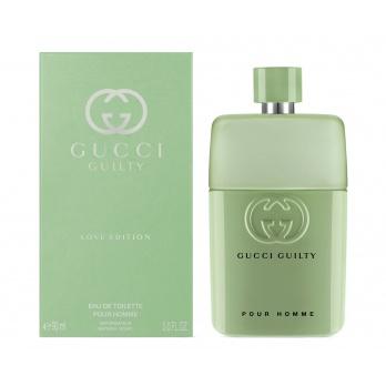 Gucci Guilty Pour Homme Love Edition toaletní voda pro muže