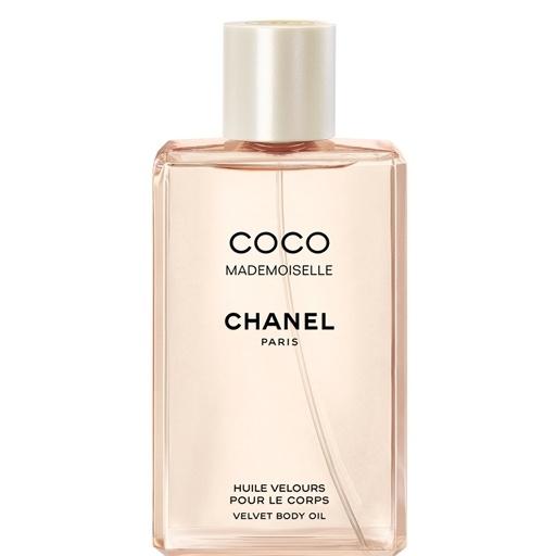 CHANEL Coco Mademoiselle tělový olej