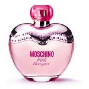 Moschino Pink Bouquet toaletní voda