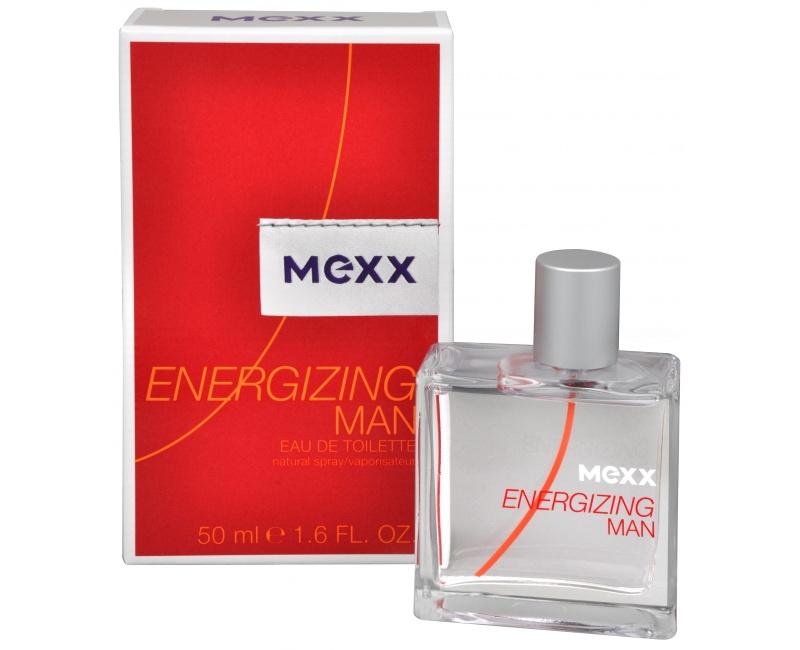Mexx Energizing Man toaletní voda