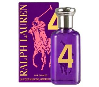 Ralph Lauren The Big Pony Woman 4 Purple toaletní voda