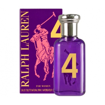Ralph Lauren The Big Pony Woman 4 Purple toaletní voda