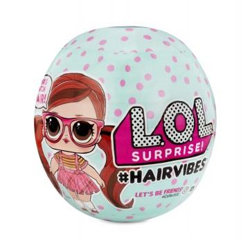 L.O.L. Surprise Hairvibes - Česatice, série A