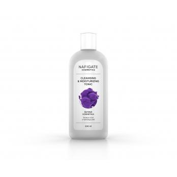 NAFIGATE Cosmetics čistící a hydratační tonikum - Cleansing Moisturizing Tonic