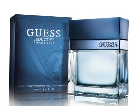 Guess Seductive Blue toaletní voda