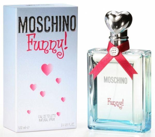Moschino Funny toaletní voda