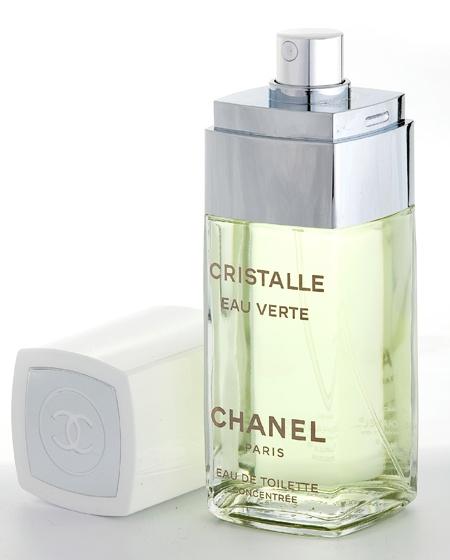 Chanel Cristalle Eau Verte Concentrée toaletní voda