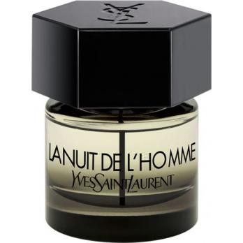Yves Saint Laurent La Nuit De L Homme toaletní voda