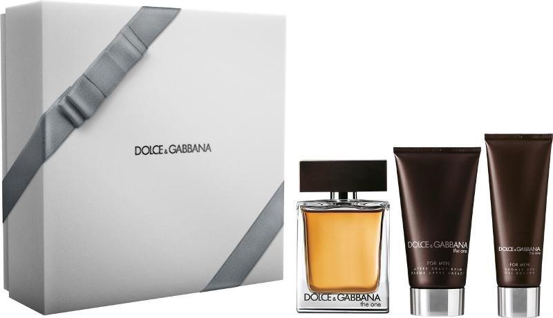 Dolce Gabbana The One For men dárková sada