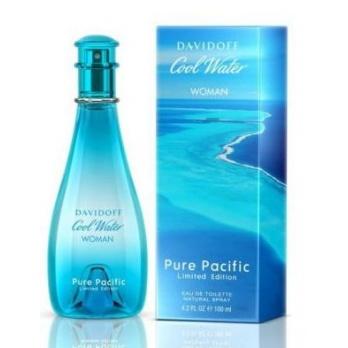 Davidoff Cool Water Pure Pacific woman toaletní voda