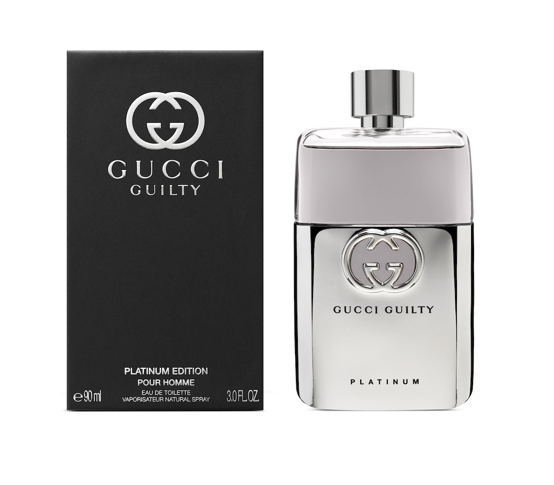 Gucci Guilty Pour Homme Platinum Edition toaletní voda 90 ml + výdejní místa po celé ČR