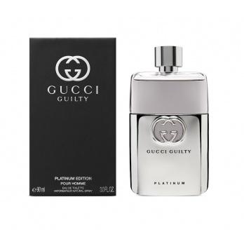 Gucci Guilty Pour Homme Platinum Edition toaletní voda