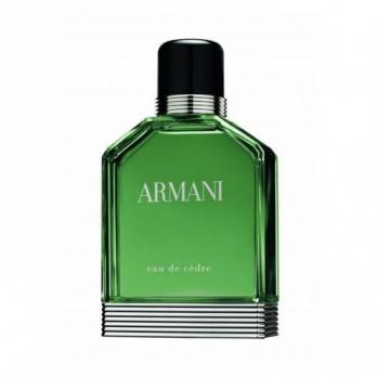 Giorgio Armani Eau de Cedre pour homme toaletní voda
