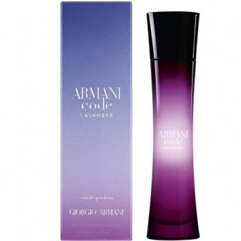 Giorgio Armani Code Cashmere parfemovaná voda pro ženy