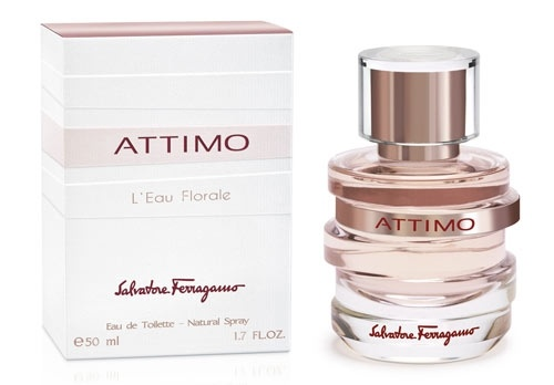Salvatore Ferragamo Attimo L´eau Florale toaletní voda
