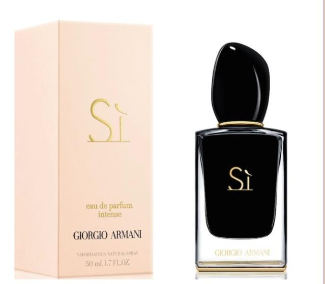 Giorgio Armani Si Intense parfémová voda pro ženy 100 ml + výdejní místa po celé ČR
