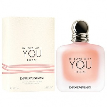 Armani Emporio Armani In Love With You Freeze parfémovaná voda pro ženy