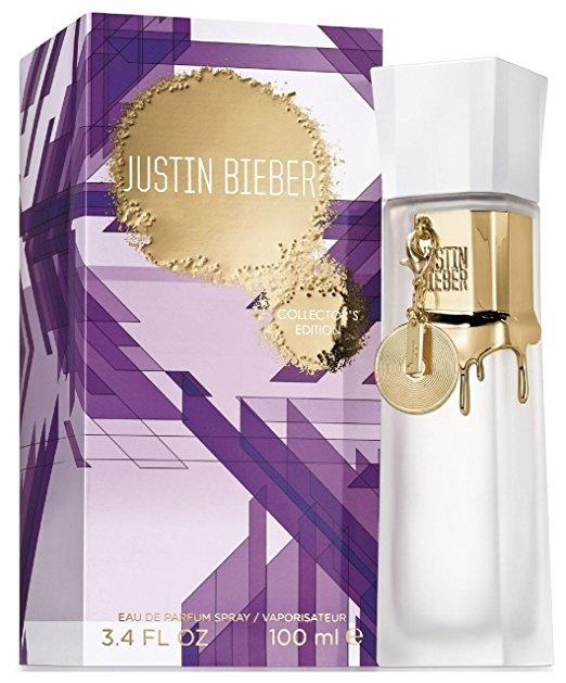 Justin Bieber Collector´s Edition parfémová voda 50 ml + výdejní místa po celé ČR