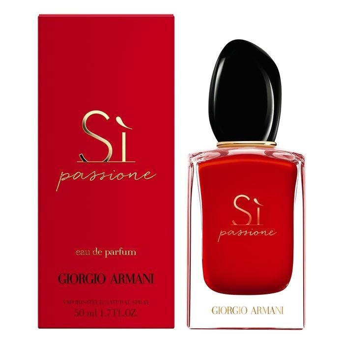 Armani Si passione parfémovaná voda pro ženy