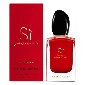 Giorgio Armani Si passione parfémovaná voda pro ženy