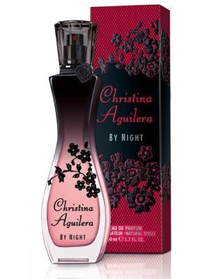 Christina aguilera by night parfémová voda
