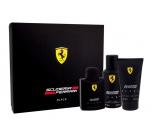 Ferrari Scuderia Black dárková sada pro muže