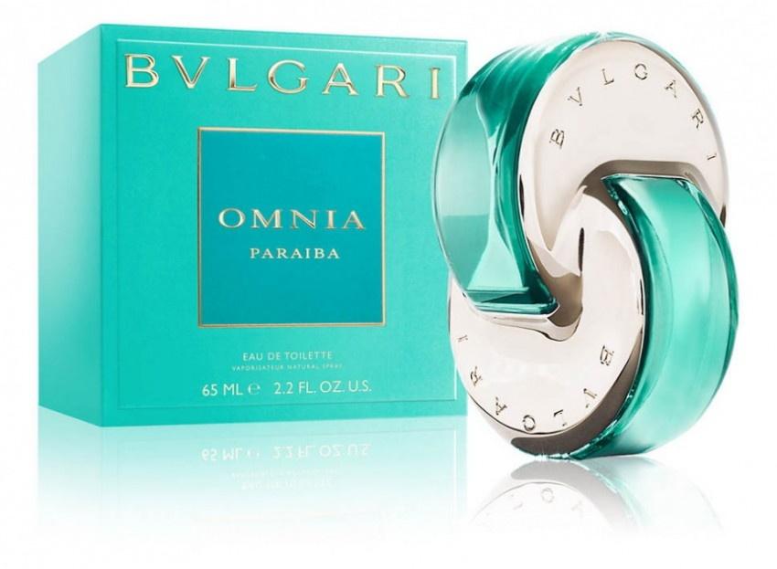 Bvlgari Omnia Paraiba toaletní voda pro ženy