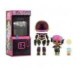 L.O.L. Surprise Boys Arcade Heroes Automat Cyber fialovo-černý