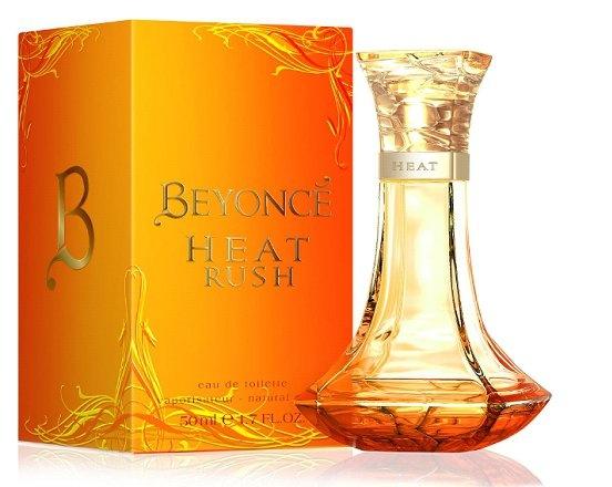 Beyonce Heat Rush toaletní voda
