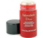 Dior Fahrenheit tuhý deodorant
