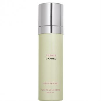 Chanel Chance Eau Fraiche Parfémovaný suchý olej na tělo ve spreji