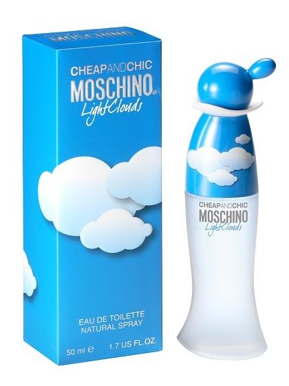 Moschino Light Clouds toaletní voda