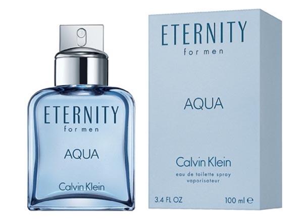 CALVIN KLEIN Eternity Aqua for Men toaletní voda 100 ml + výdejní místa po celé ČR