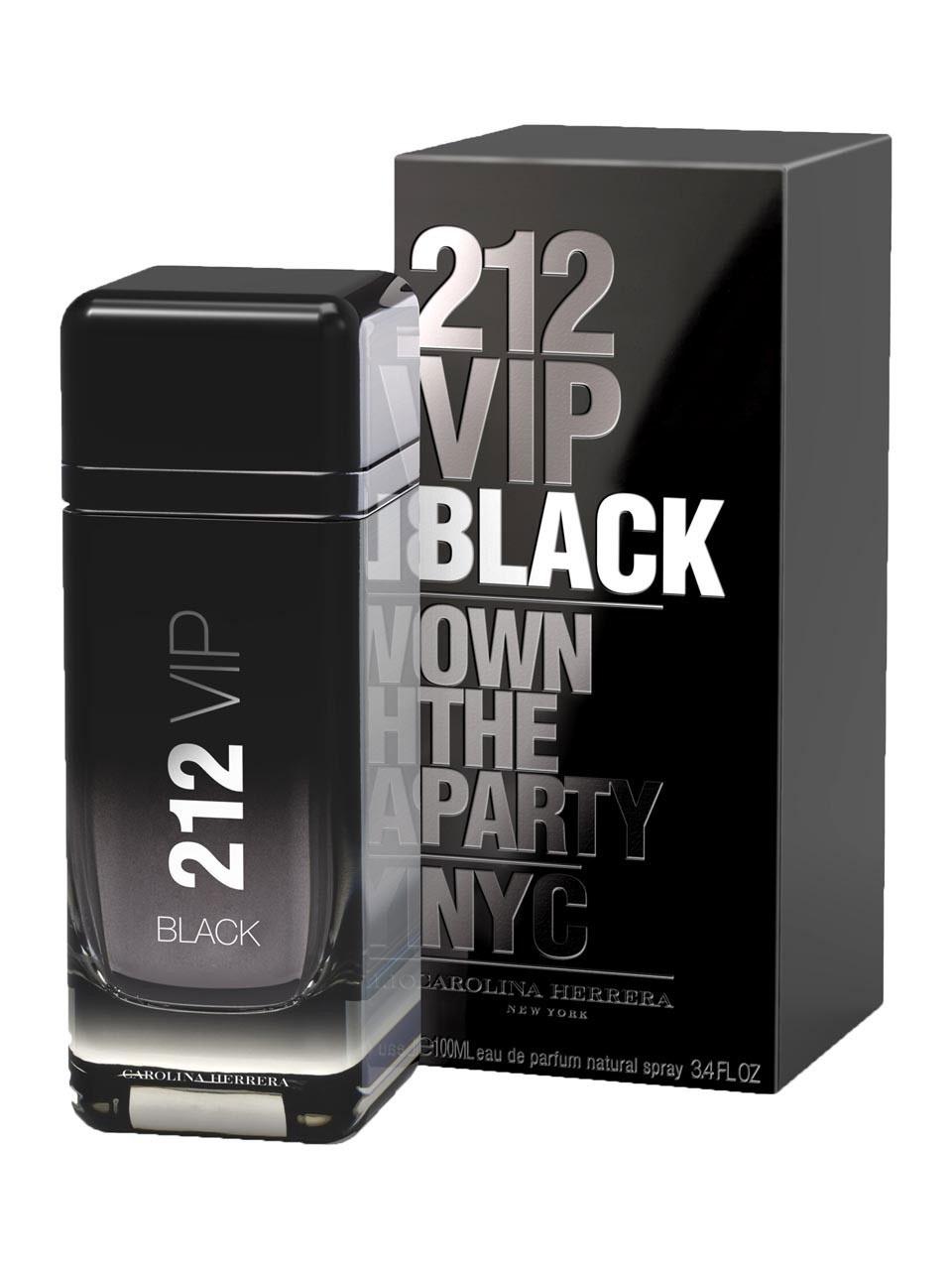 Carolina Herrera 212 VIP Black parfémová voda pro muže